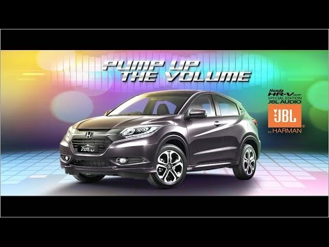 Honda HR-V 1.8 L E CVT Special Edition JBL Audio Commercial