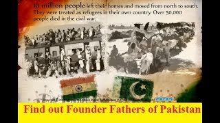 List of Pakistan Movement activists From Wikipedia, the free encyclopedia A subset of Founding Fathers of Pakistan met in Lahore...
