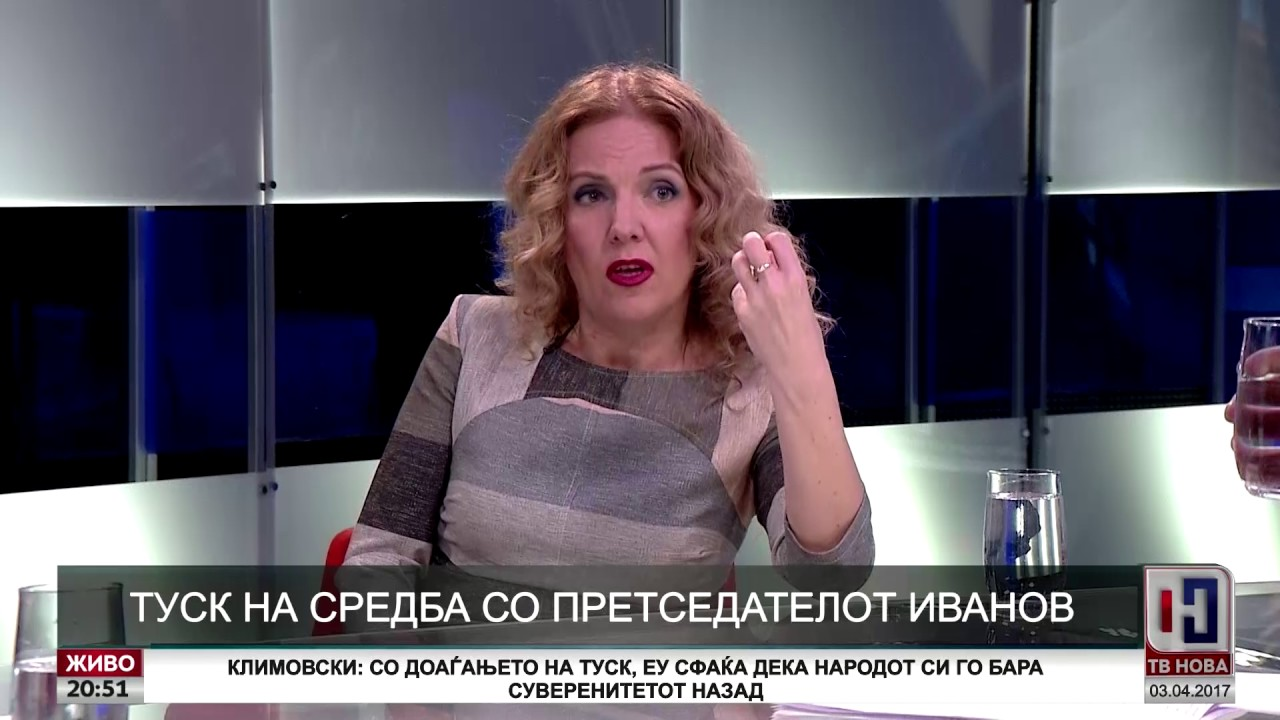 ОТВОРЕНО СТУДИО: Туск на средба со претседателот Иванов