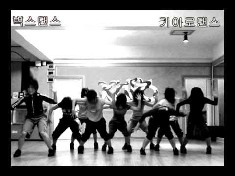 [funky jazz dance choreography] Britney Spears Circus (by Se-yang)