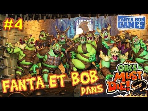 Must - On défonce les orcs sans aucune forme de pitié ! De l'action, du fun avec Fanta, Bob, et des montagnes d'orcs morts. Pensez à partager et abonnez-vous à Fantabobgames : gaming et fun entre...