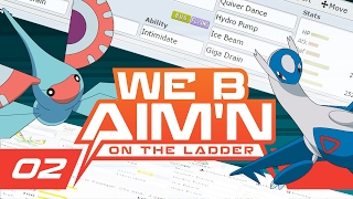 we b aim'n on the ladder S2: Pokemon Sun & Moon OU! Building w/ PokeaimMD & ibscoot [Ep 2 Part 1] by PokeaimMD