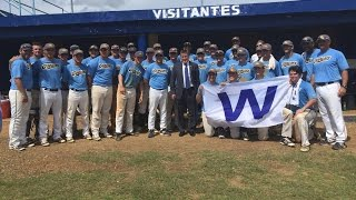 Over fall break, Webster Baseball traveled to the Dominican Republic, where they played local clubs, visited local sites, and met ...