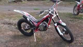 9. NEW GAS GAS TXT 300 PRO RACING MODEL 2012