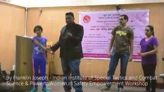Women Safety Workshop with Police Commissioner