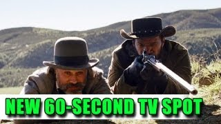 New 60-Second TV Spot for Quentin Tarantino's Django Unchained