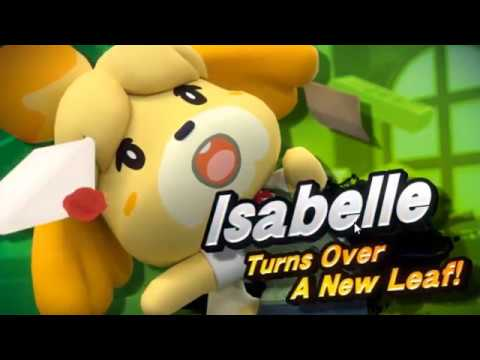 Reacting to Isabelle in Smash, Animal Crossing Switch, & more [Nintendo Direct 9/13/2018 Highlights]