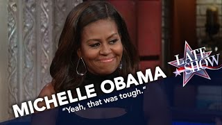 Michelle Obama Has No Sympathy for the Candidates' Spouses