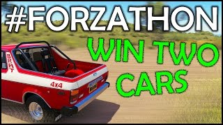 Today I share with you the final March #Forzathon Challenges in Forza Horizon 3. I share with you how to win the 2011 Lamborghini Sesto Elemento, as well as ...