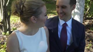 <h5>Caitlin and Danny Wedding</h5><p>Video by Quixotic Worx  http://www.quixoticworx.com/wedding-cinematography/</p>