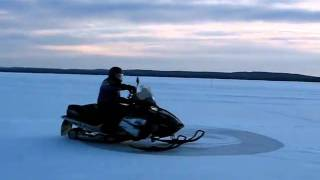 7. Sleds on ice (Part 1)