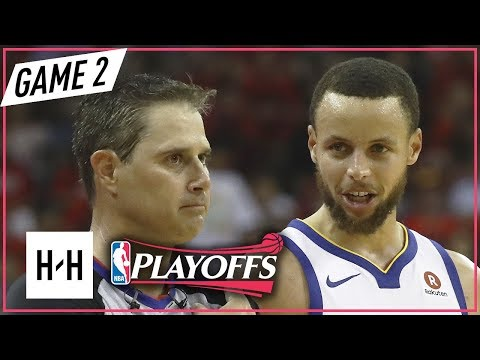 Golden State Warriors vs Houston Rockets - Game 2 - Highlights | May 16, 2018 | 2018 NBA Playoffs