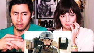 Nonton MEGAN LEAVEY | Kate Mara | Trailer Reaction & Discussion! Film Subtitle Indonesia Streaming Movie Download