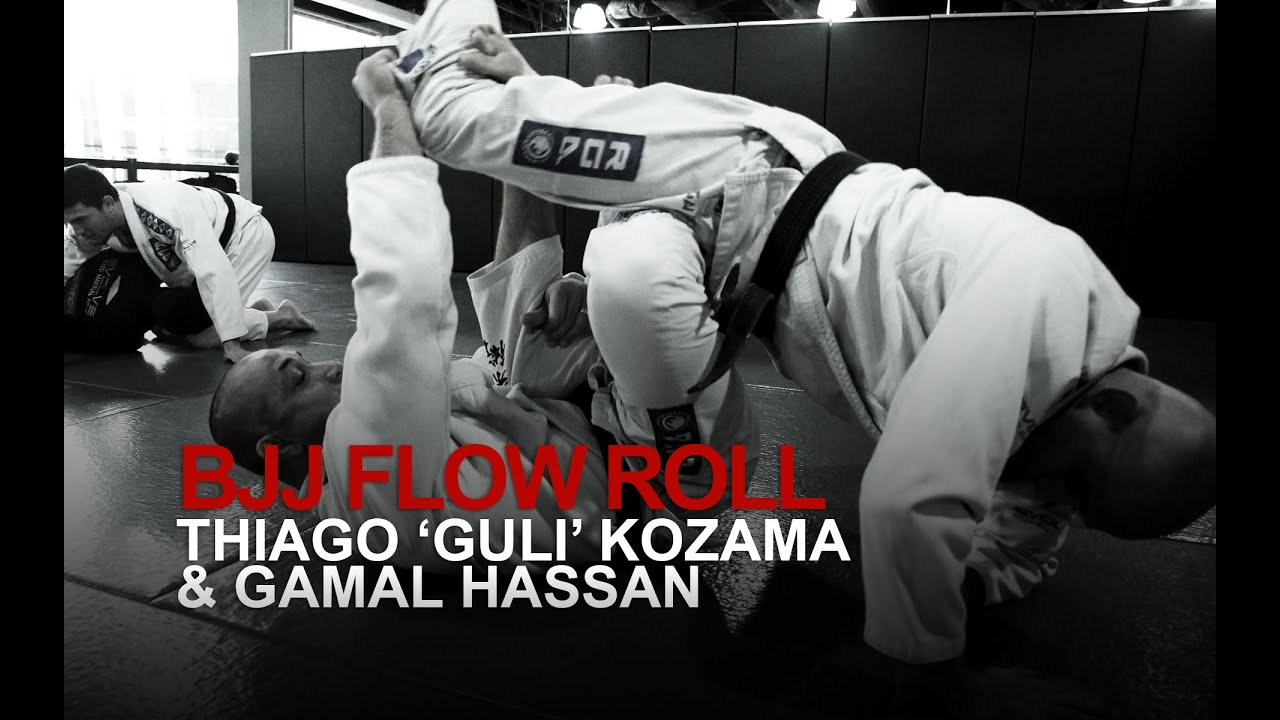 BJJ: Flow Training | Evolve University