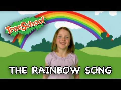 The Rainbow Song | Signing Time | TLH TV