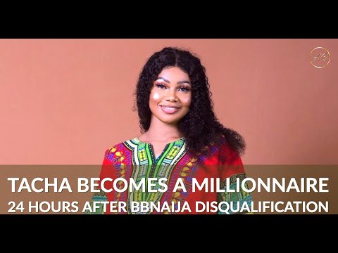 BBNaija Tacha Loses 60M & Gains 50M and More Offers within 24 Hours after Disqualification