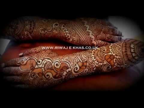 Henna designs.wmv