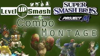 Level Up! – Project M Combo Video [LUS]