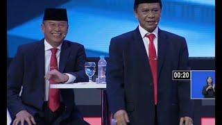 Video Debat Meikarta Hasanah Vs Duo DM MP3, 3GP, MP4, WEBM, AVI, FLV Oktober 2018