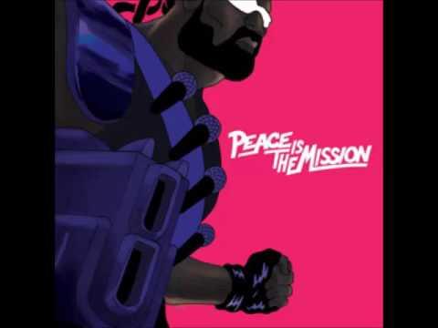 Major Lazer- Night Riders (feat. Travi$ Scott, Mad Cobra, Pusha T & 2 Chainz) (Audio)