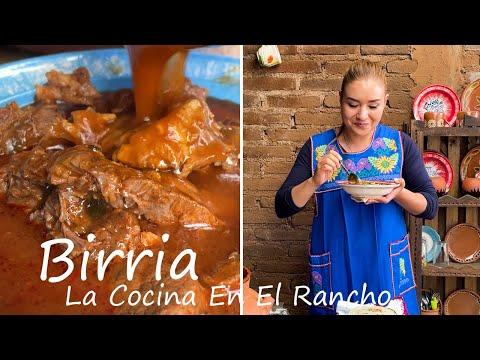 Birria de Res Como En El Rancho La Cocina En El Rancho