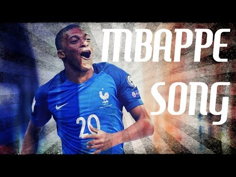 🎵KYLIAN MBAPPE SONG🎵[Jim Daly]