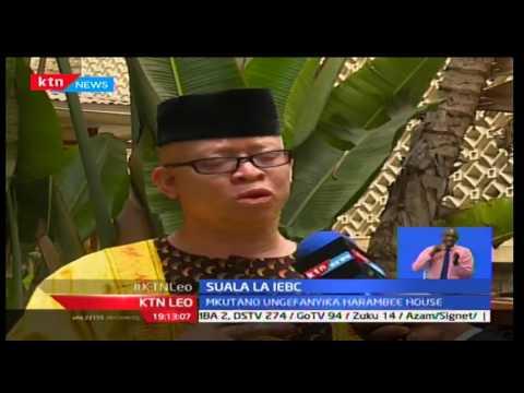 KTN Leo: Tume huru ya IEBC yakosa kufanya mkutano na serikali dhidi ya utata wa uchaguzi, 29/09/2016