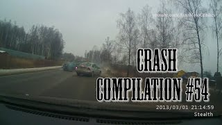 Car Crash Compilation 54 Road Rage Accidents Fails 2015