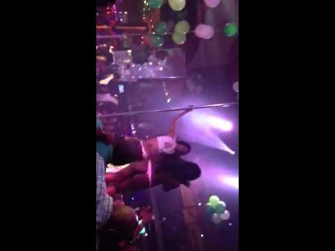 En pleine night club king of diamonds pitchou (видео)
