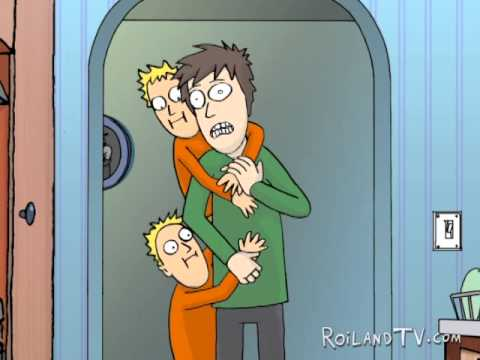 Roiland TV - Relative Insanity Short #1