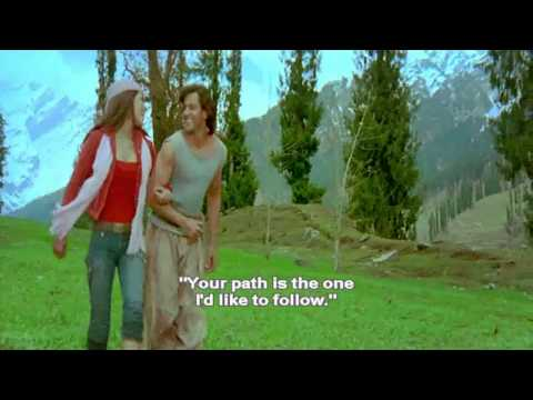 Chori Chori Chupke Chupke (Eng Sub) [Full Video Song] (HD) With Lyrics - Krrish