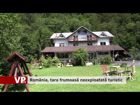 România, țara frumoasă neexploatată turistic