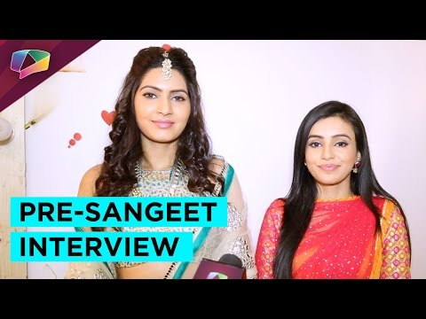 Pre-Sangeet Interview Of Meghna & Naina   Swabhima