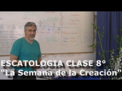 ESCATOLOGIA CLASE 8°