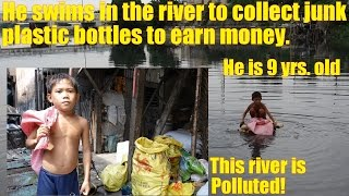 Real Philippines  city photos : Poor Filipinos. Travel to the Real Philippines and Meet Emman, the Junk Collector. Poverty in Manila