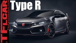 2018 Honda Civic Type R Has Finally Come to America: Everything We Know by The Fast Lane Car