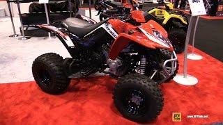 2. 2016 Kymco Mongoose 270 Sport ATV - Walkaround - 2015 AIMEXPO Orlando