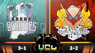 Bronx Beartics vs BC Blazikens [UCL S2W5] Pokemon Omega Ruby & Alpha Sapphire Live Wi-Fi Battle by PokeaimMD