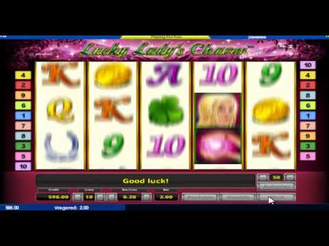 Lucky Lady's Charm Deluxe Novomatic
