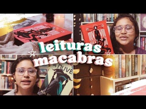 VLOG #11: LEITURAS MACABRAS ??
