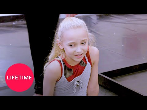 Dance Moms: Lilly INJURES Her Ankle! (Season 8) | Extended Scene | Lifetime