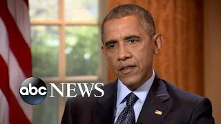 President Obama Doesn't Think ISIS Is 'Gaining Strength'