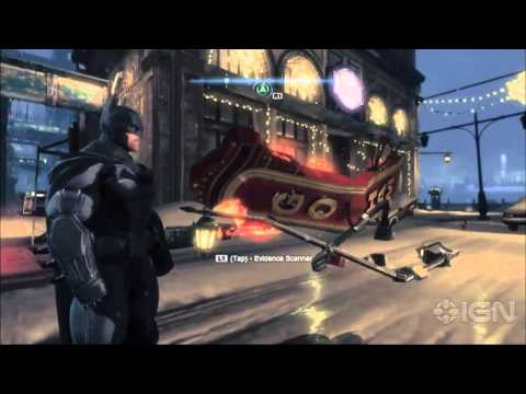 Batman: Arkham Origins (Steam Gift, Region Free) Gameplay