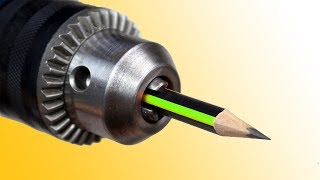 Video 6 COOL DRILL AND SCREWDRIVER LIFEHACKS. MP3, 3GP, MP4, WEBM, AVI, FLV November 2017
