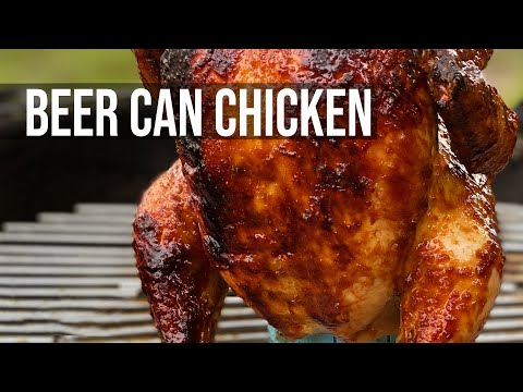 Beer Can Chicken Barbecue by the BBQ Pit Boys