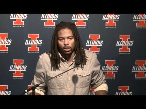 Tavon Wilson Interview 11/15/2011 video.