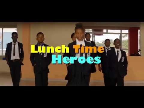 LUNCH TIME HEROES  -- #1 Teaser Trailer(2015) Official, Nigeria
