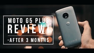 Motorola Moto G5 Plus Review After 3 Months of Usage!Subscribe here for more reviews:- http://bit.ly/subGizmoBuy the Moto G5 Plus here:-  https://goo.gl/lRjTO9Get Accessories for Moto G5 Plus from Glazed Inc. Use Promo Code GIZMO for 10% Offhttp://www.glazedinc.comThe Moto G5 Plus is Motorola's Budget Smartphone for 2017. With 2 variants, the G5 and the G5 Plus, Motorola is trying to dominate the 10-20,000 Rs. Market in India. The Moto G5 Plus gets a Snapdrago 625 CPU with 3/4GB of RAM and the phone sports an amazing 12mp f/1.7 Camera Sensor. But how does all of this stack up? Watch my full review to find out.Please Like and share my video if you liked it! Subscribe for more quality reviews!Follow me on my Social Media too.The links are given below.Thanks for watchinghttp://facebook.com/gizmoddicthttp://instagram.com/gizmoddicthttp://twitter.com/gizmoddictMusic Used is LicensedTrack Name- Find a WayArtist Name :- Lakey Inspired (https://soundcloud.com/lakeyinspired)