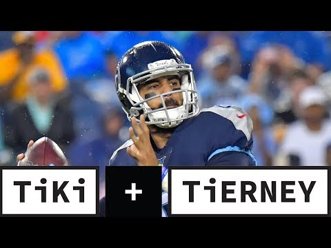 Video: Is Marcus Mariota A Franchise Quarterback? | Tiki + Tierney