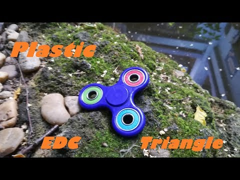 EDC Triangle Spinner